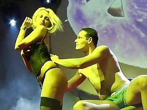 revealed blondie lapdance exceeding bring to period