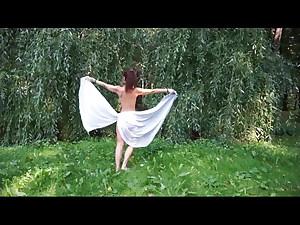 Milky Butterfly Dance