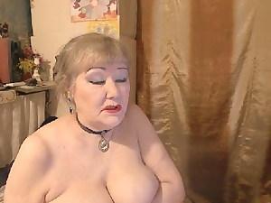 Beautiful Russian Granny Lelaniy - part 11