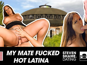 Latina SQUIRTS in Public: Zara Mendez! Steven Shame.Dating