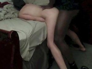 Tasty J  Fucking BBC while Hubby is at work