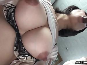Big-Titted Asian Mega-Bitch